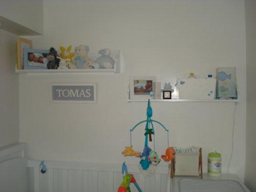 Dormitorios infantiles cuna funcional decocasa for Recamaras infantiles economicas